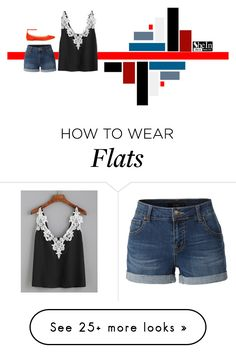 """Untitled #288"" by smarter-than-you on Polyvore featuring LE3NO, Ann Taylor, blacklace, MadeByAly, shein and redblueandblack"