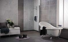 Waterproof Shower Wall Panels, Shower Panels, Diy Shower, Shower Tub, Bathroom Showers, Stone Shower, Bathrooms, Shower Stalls, Shower Doors
