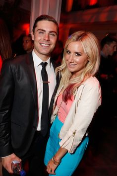 Pin for Later: Celebrate Best Friend Day With Our Favorite Celeb BFFs Zac Efron and Ashley Tisdale