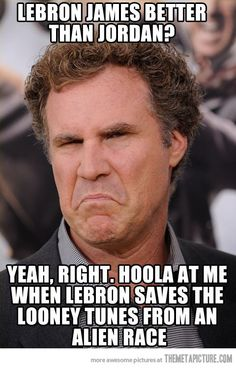 Better than Michael Jordan? (I don't actually care, I just thought the bottom was funny. Lol.)