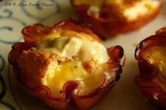 24/7 Low Carb Diner: Croque Madame Cups