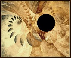 My first fractal from Apophysis.