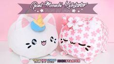 If you love the Meowchi plush by Tasty Peach Studios then you need to check out their Kickstarter campaign for giant plush in two adorable new designs – Unicorn and Sakura! They're over…
