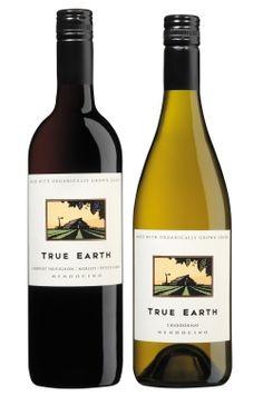 True Earth Organic Wine