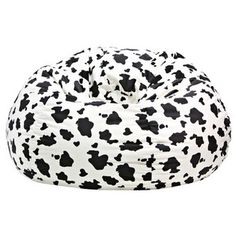 Gold Medal Bean Bags Cow Print Bean Bag Chair from Wayfair. Saved to bean bag. Shop more products from Wayfair on Wanelo. Cow Kitchen Decor, Cow Decor, My New Room, My Room, Room Ideas Bedroom, Bedroom Decor, Toddler Bean Bag Chair, Chambre Indie, Stuffed Animal Bean Bag