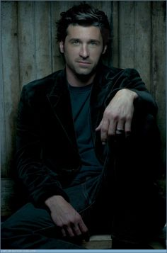 Patrick Dempsey Stahp! Your hotness is physically hurting me right now