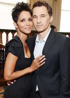 Celebrity Wedding Photos! - Halle Berry and Olivier Martinez: July 13, 2013 from #InStyle