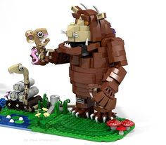 Paul Winkworth - Oh No! It's a Gruffalo! - PLEASE SUPPORT ON LEGO IDEAS - ideas.lego.com/projects/145294