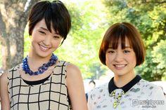 左から:剛力彩芽、大原櫻子