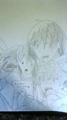 Meu desenho de noragami 2.0