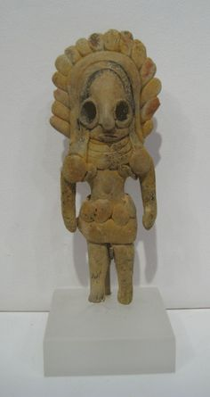 Indus Valley Terracotta Figurine of a Fertility Goddess - LO.567 Origin…