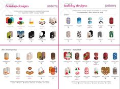 The Holidays are rapidly approaching and Jamberry is READY!!! Starting September 1 Jamberry will be releasing it's Limited Edition Holiday Wraps.  What do you think of all these awesome designs?