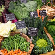 #Fresh #Food #Broccoli # Carrots #Cabbage #Lettuce #Orange #Green #FoodHall #Piccadilly #Fortnums #FortnumAndMason