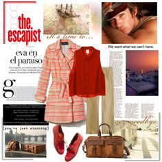 """""""the escapist"""" by gul07 on Polyvore"""