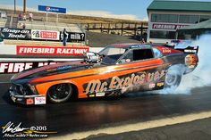 Photo Gallery: Firebird Raceway's Nightfire Nationals! Funny Car Drag Racing, Funny Cars, Drag Bike, Vintage Race Car, Drag Cars, Performance Cars, Vintage Humor, Car Humor, Street Rods