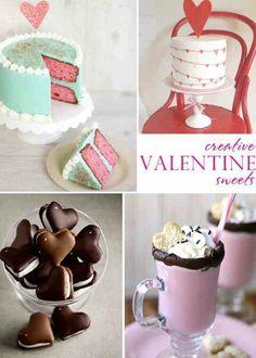 10 creative and sweet Valentine treats