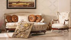 Shop the best furniture in Mississauga from Divano Furniture and add a touch of glamour to your home. Cool Furniture, Furniture Design, Wingback Chair, Accent Chairs, Couch, Throw Pillows, Photo And Video, Luxury, Bedroom