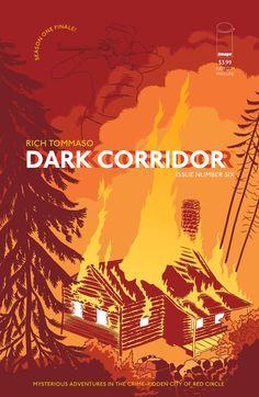 Dark Corridor (2015) Issue #6