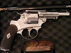 MAS 1873 revolver