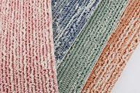 デニムの絨毯