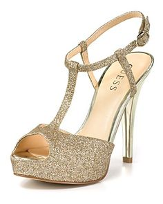My wedding shoes. Signed, sealed, delivered, they're mine.
