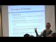 DSM-5 Update For Counselors & Students, Part 1 - YouTube