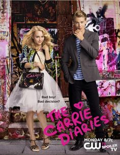 Wrapping It Up | The Carrie Diaries | monogrammedmagnolias