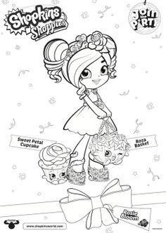 If you love Shopkins, then you'll love Shoppies. Print all of our Shoppies coloring pages for free and color your heart out. Shopkins Coloring Pages Free Printable, Shopkin Coloring Pages, Cute Coloring Pages, Coloring Pages For Girls, Animal Coloring Pages, Coloring Books, Shopkins To Colour, Poppy Coloring Page, Shopkins Characters