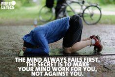 Never. give. up!! http://frltcs.com/freeletics-motivation