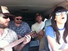 Nicki Bluhm & The Gramblers - Van Sessions.  Cover of - Hall and Oats - I Can't Go For That    http://youtu.be/WJiCUdLBxuI