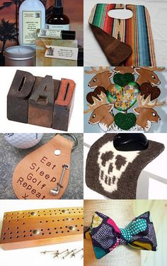 Father's Day Gift Ideas by Kristen on Etsy #maineteam #FathersDay #giftideas