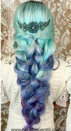 17.Haarfarbe Idee