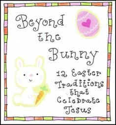 Christ-centered Easter traditions  from: Hefner Happenings