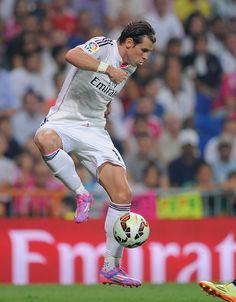 Gareth Bale - Real Madrid V Cordoba 25th August 2014 #LaLiga