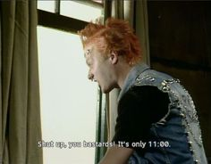 The Young Ones' ~ 'Vyvyan Basterd' was superbly portrayed by the brilliant Adrian Edmondson British Humor, British Comedy, English Comedy, Ade Edmondson, Slc Punk, Rik Mayall, Classic Tv, Reaction Pictures, Best Tv