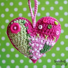 Colorful world of crochet desings, patterns and tips for DIY Crochet Classes, Crochet Projects, Crochet Gifts, Crochet Toys, Diy Crochet, Crochet Minecraft, Crochet Kids Scarf, Crochet Pillow Patterns Free, Patchwork Heart