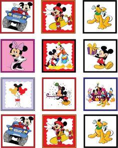 Mickey More Balloons, Mickey Mouse, Party Decorations - Free Printable Ideas… Mickey Party, Mickey Mouse And Friends, Mickey Minnie Mouse, Mickey Mouse Birthday, Minnie Mouse Party, Mouse Parties, Disney Theme, Walt Disney, Disney Mickey