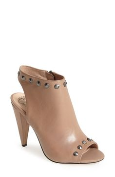 best service 7b891 7a008 Vince Camuto  Abbia  Leather Open Toe Sandal (Women)   Nordstrom