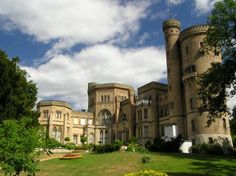 Schloss Babelsberg, my personal favorite of the Potsdam castles