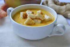 Diese Karotten-Orangen-Suppe ist sehr gesund, ein wertvolles Rezept für Schwangere und stillende Mütter. Zugleich ein veganes Suppengericht.