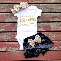 55 Ideas baby girl onesies sayings tutus Baby Outfits, Kids Outfits, Maternity Outfits, Organic Baby Clothes, Cute Baby Clothes, Babies Clothes, Babies Stuff, Little Girl Fashion, Fashion Kids