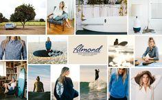 Almond introduce su colección para mujeres