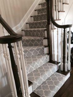 Wonderful Gray Stair Runner Contact Us. Stair Carpet RunnerCarpet ...