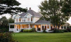 Prince Edward Island Coastal Farmhouse