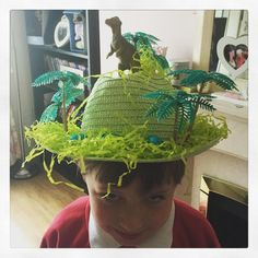 Easter Bonnet ideas: 21 beautiful Easter bonnets to shine at any parade Boys Easter Hat, Easter Bonnets For Boys, Easter Hat Parade, Spring Hats, Baby Crafts, Kid Crafts, Crazy Hats, Boyfriend Crafts, Easter Activities