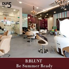 Drop by at B:Blunt in South Point Mall for some great makeover advice.