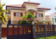 Rumah Mewah Semi Furnish di Villa Indah Pajajaran Bogor