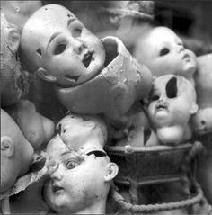 There were ruins of dolls tossed all around the room. Piled up in dusted mounds, forgotten as so much of the house had been. Lock made it seem that the intruders arrived weeks, or even months ago. But the Band began to suspect that years, maybe even centuries had lapsed under the curse. They maybe too late.