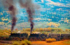 New Mexico Cumbres and Toltec