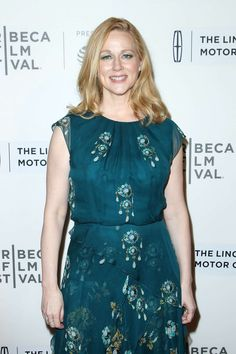 """Laura Linney arrives at the movie premiere of """"The Dinner"""" - April Laura Linney, E Motor, Tribeca Film Festival, Rompers, April 24, Movies, Dinner, Dresses, Fashion"""